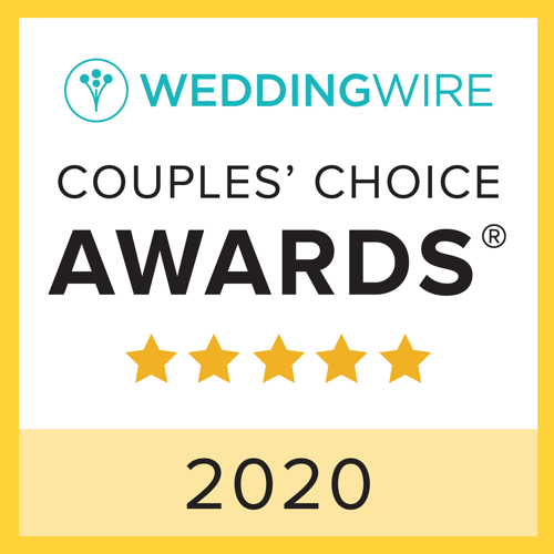 Wedding Wire badge 2020